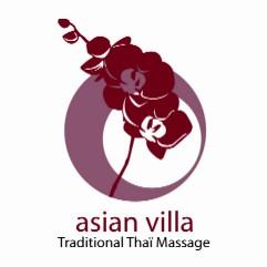 Logo Asian Villa