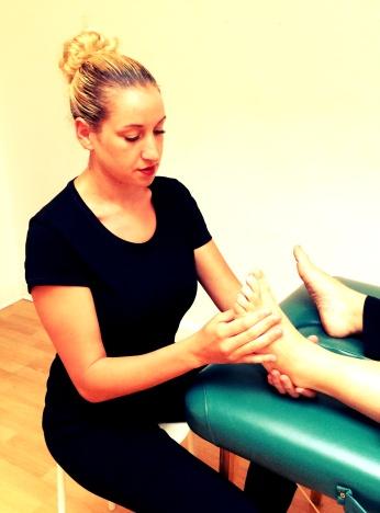 Marion Cours massage